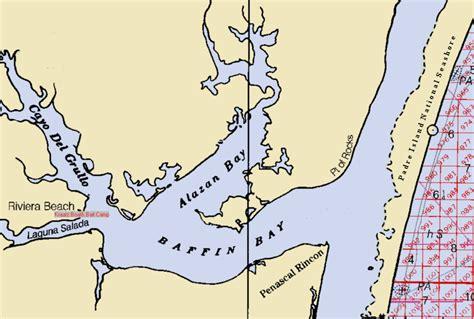 baffin bay texas map baffin bay texas