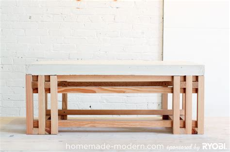 homemade modern wooden diy modern coffee table plans plans pdf download