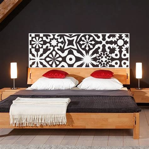 wall decor headboard popular headboard wall decal modern house design awesome