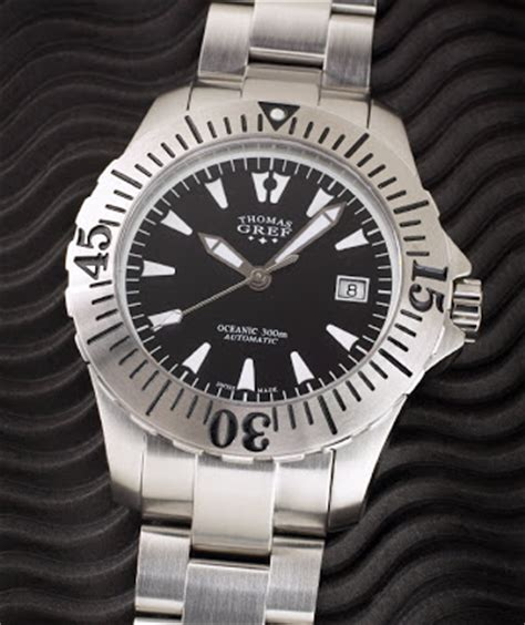 oceanic dive watches oceanictime the oceanic dive by gref