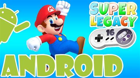 supergnes full version apk download superlegacy16 supergnes para android apk full