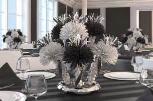 black and white wedding table decorations reference for wedding decoration