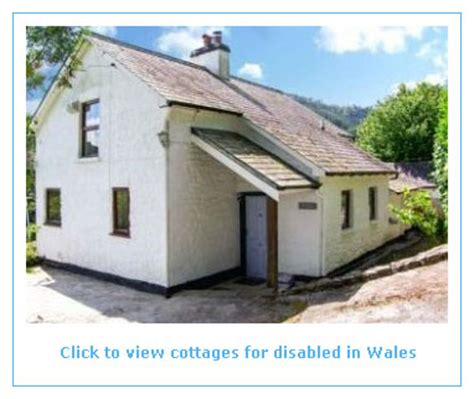 self catering holidays for the disabled in wales welsh
