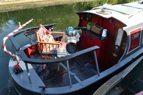 living on a narrow boat in london london narrowboat canal boats in u k pinterest