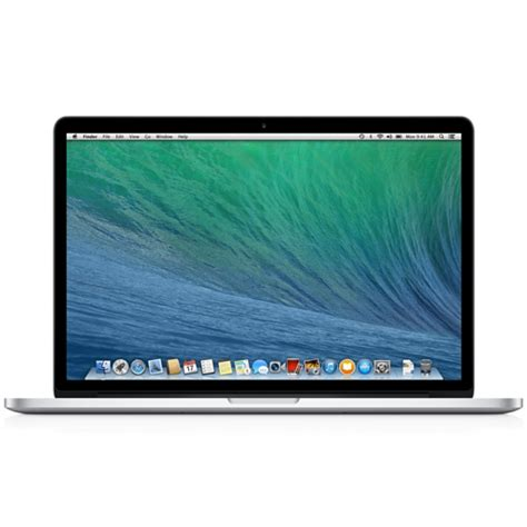 Macbook Pro I7 refurbished 15 4 inch macbook pro 2 6ghz intel i7 with retina display apple sg