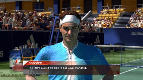 best tennis for ps3 virtua tennis 3 free