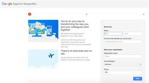 membuat akun google apps tutorial mengaktifkan admin console google apps idcloudhost