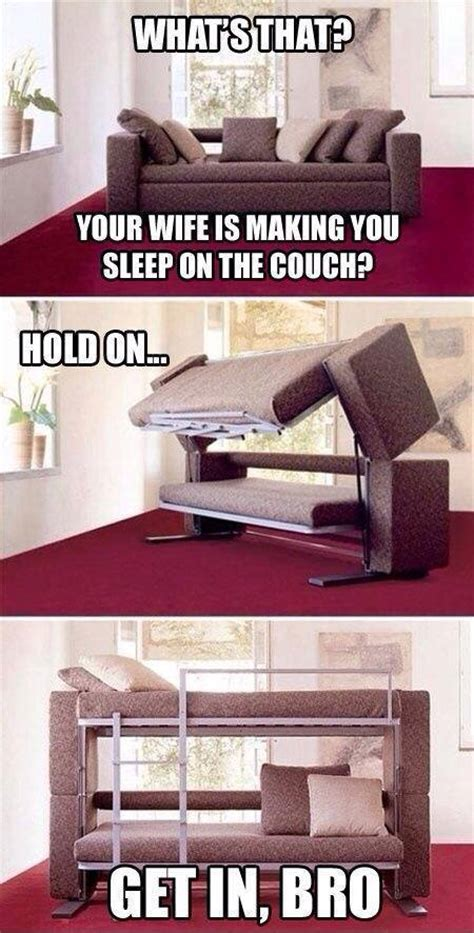 futon jokes sofa come bed pictures quotes memes jokes