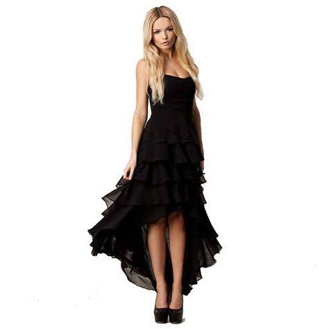 Gaun Pesta Import 1712031 Gaun Malam Dress gaun pesta hitam cantik import 2016 jual model terbaru
