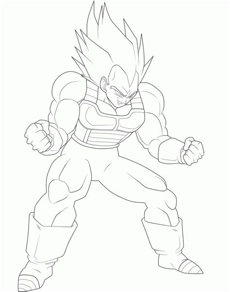 dragon ball z vegeta coloring pages dragon ball z vegeta coloring pages coloring home
