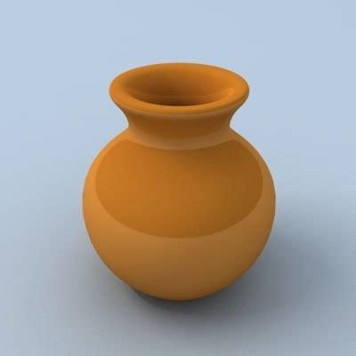 3d Vase by Vase Interiors 3d Max