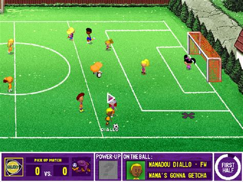 backyard soccer online backyard sports games giant bomb