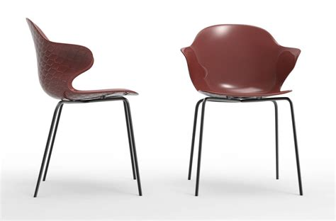 le sedie le nuove sedie e poltroncine al salone mobile 2017