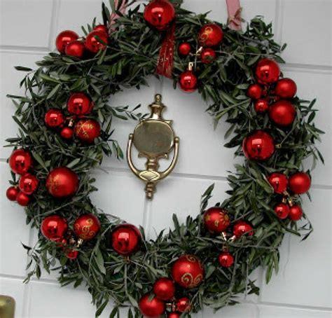 porque se pone el arbol de navidad c 243 mo hacer una corona de navidad para la puerta bricolaje