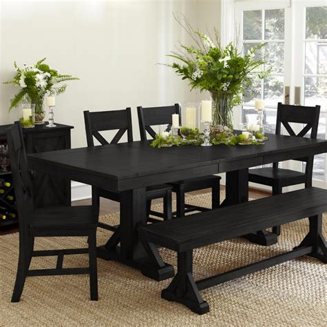 Dining Room Furniture World Market 1000 Ideas About Black Dining Room Furniture On
