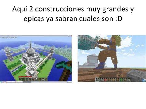 imagenes epicas de minecraft las construcciones mas grandes y epicas de minecraft