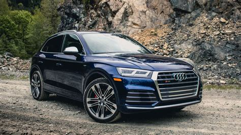 Q5s Audi by 2018 Audi Sq5 Lifies The Q5 S Goodness With 354