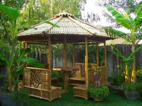 Bamboo Gazebo Plans by Bamboo Garden Gazebo Design Gazebo Kits Outdoor Gazebo