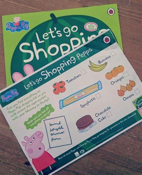 peppa pig lets go b00r3c1u8e let s go shopping peppa