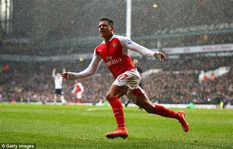 alexis sanchez lonely celebration arsenal answered their critics with comeback draw against