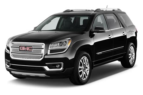 gmc model gmc acadia reviews research new used models motor trend