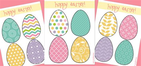 printable paper easter eggs easter egg printable template free live craft eat