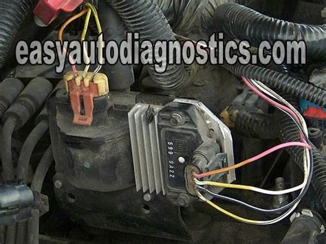 part 2 how to test the gm ignition module 1995 2005