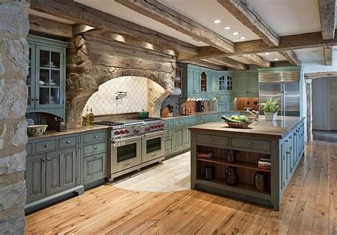 kitchen styles designs farmhouse style kitchen rustic decor ideas decorationy