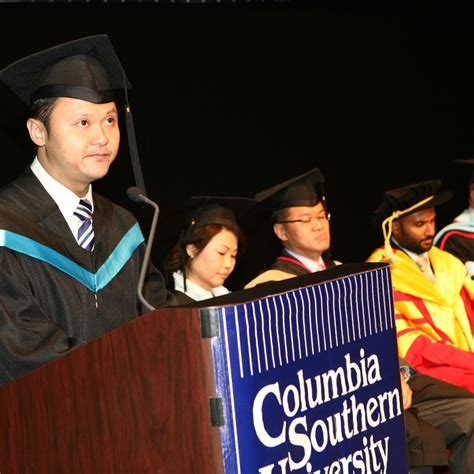 Columbia Southern Mba Ranking by Columbia Southern