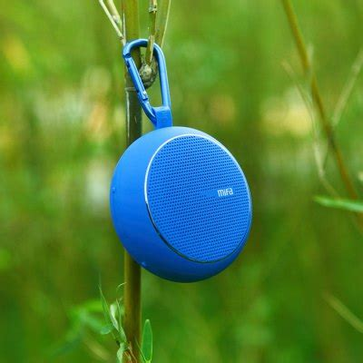 Speaker Xiaomi Mifa xiaomi mifa outdoor bluetooth speaker features sd card