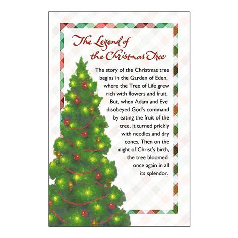 image of winters blessing christmas tree tree blessing tree blessing service