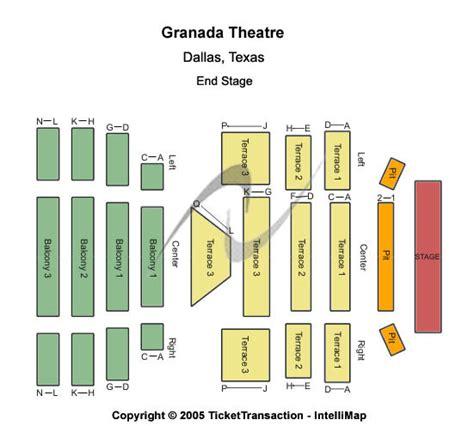 granada theater dallas tx seating chart concerts in dallas tickets seating chart granada theater