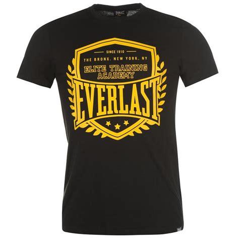 everlast everlast logo t shirt s t shirts