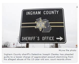 Ingham County District Court Records Michigan Officer Involved Domestic Violence Project