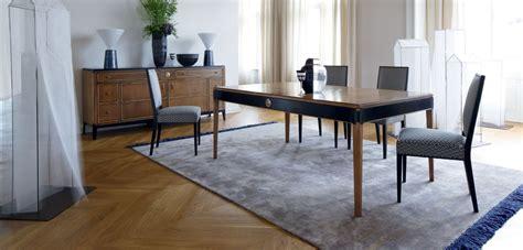 tavoli roche bobois tavolo da pranzo claridge collezione nouveaux classiques