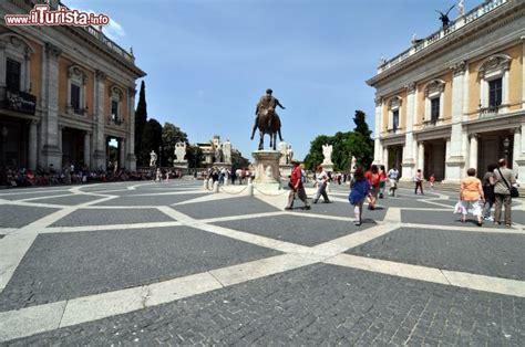 pavimenti stati roma il pavimento stellato di piazza cidoglio foto