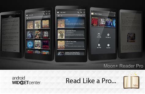ebook reader android moon reader pro android ebook reader aw center