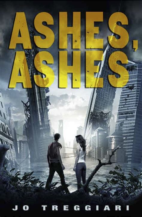 Ashes Ashes ashes ashes jo treggiari