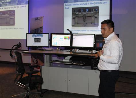 salas de control procont workshop quot soluciones innovadoras para salas de