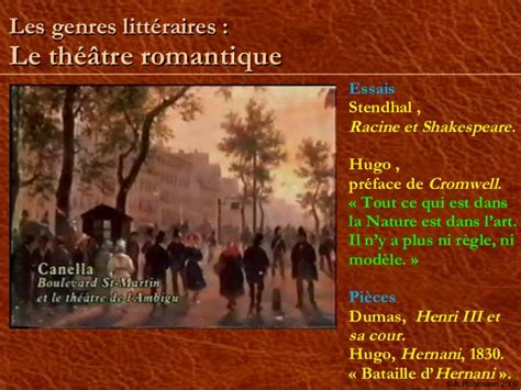 theme romantique definition romantisme diaporama 6