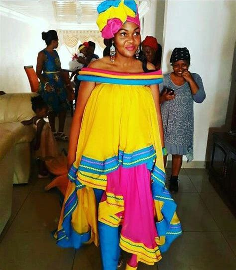 pedi traditional skirt south african traditional dresses