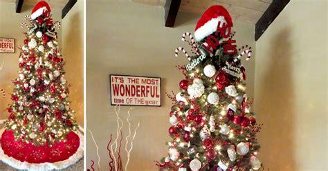 santa christmas tree  sisters