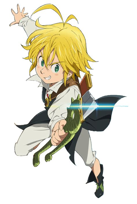 anoboy seven deadly sins opinions on meliodas