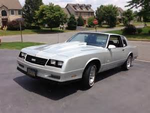 1988 Chevrolet Monte Carlo For Sale Sell Used 1988 Chevrolet Monte Carlo Ss Coupe 2 Door 5 0l