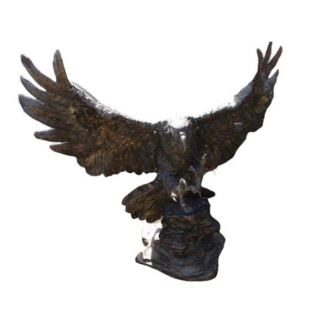 The Bronze Eagle by Bronze Eagle Statues