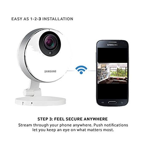 samsung smartcam hd pro wireless ip eco smart home