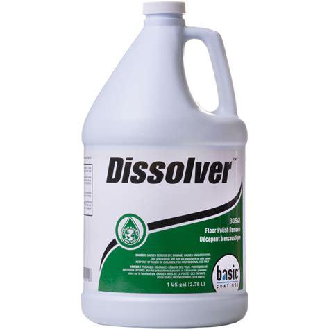 Dissolver Floor Remover - basic coatings dissolver floor remover 1 gallon