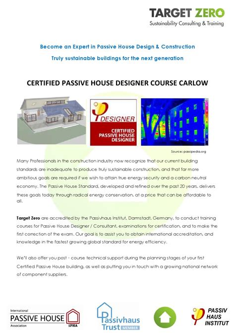 passive house designer course certified passive house designer evening course carlow by darren gorman issuu