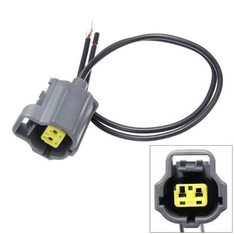 wire car coolant temperature sensor connector engine