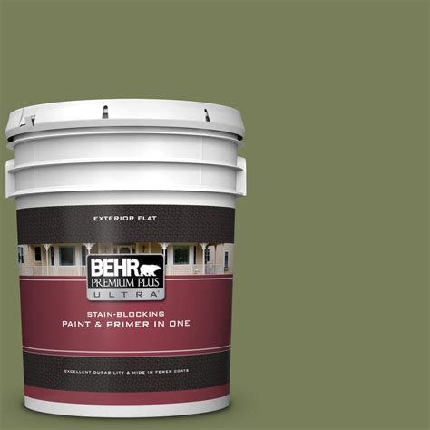 behr premium plus 5 gal 650d 5 fabulous grape flat